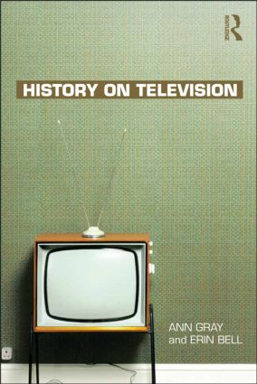 History on Television (Paperback) book cover