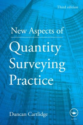 New Aspects of Quantity Surveying Practice: 3rd Edition (Paperback) book cover