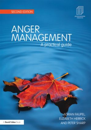 Anger Management: A Practical Guide, 2nd Edition (Paperback) book cover