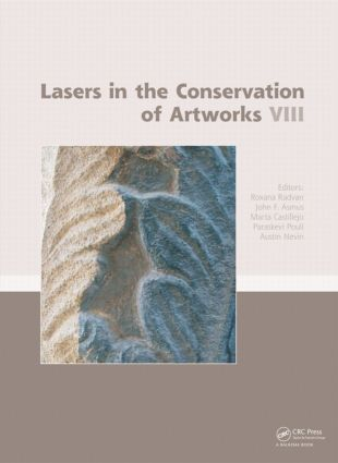 Lasers in the Conservation of Artworks VIII: 1st Edition (Hardback) book cover