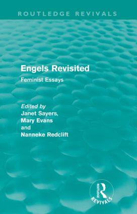 Engels Revisited (Routledge Revivals): Feminist Essays (Paperback) book cover