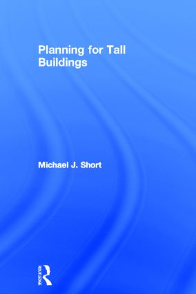 Planning for Tall Buildings book cover