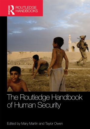 Routledge Handbook of Human Security (Hardback) book cover