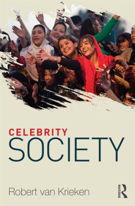 Celebrity Society (Paperback) book cover
