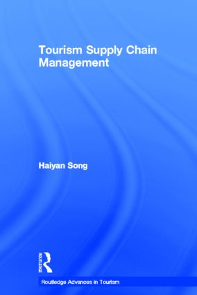 Tourism Supply Chain Management book cover