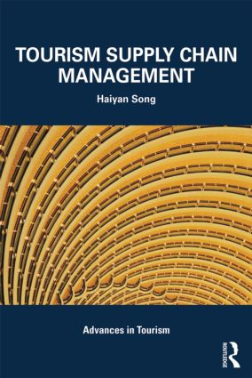 Tourism Supply Chain Management (Paperback) book cover