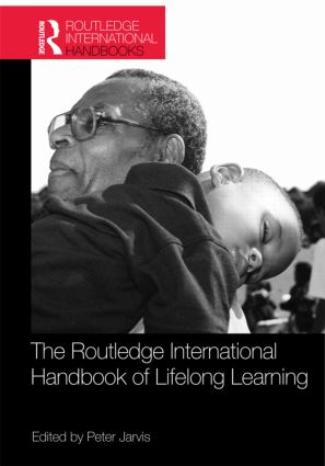 The Routledge International Handbook of Lifelong Learning (Paperback) book cover