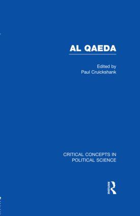 Al Qaeda book cover