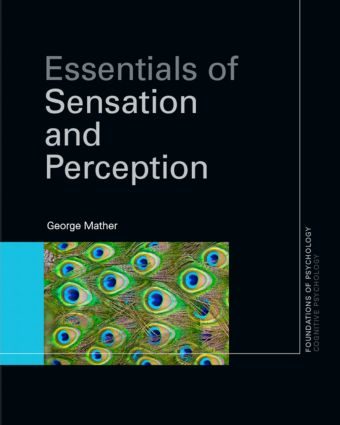 Essentials of Sensation and Perception: 1st Edition (Paperback) book cover