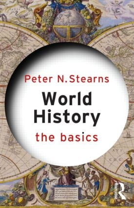 World History: The Basics (Paperback) book cover