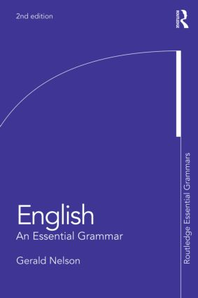 English: An Essential Grammar book cover