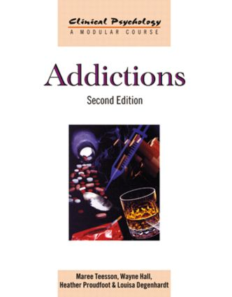 Addictions: 2nd Edition (Paperback) book cover