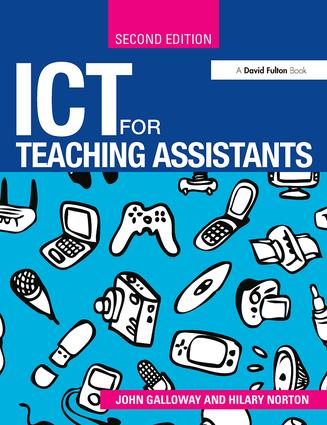 ICT for Teaching Assistants: 2nd Edition (Paperback) book cover