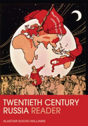 The Twentieth Century Russia Reader (Paperback) book cover
