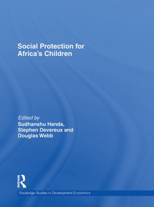 Social Protection for Africa's Children (Hardback) book cover
