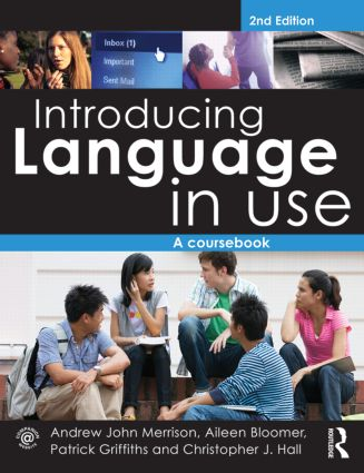Introducing Language in Use: A Course Book, 2nd Edition (Paperback) book cover