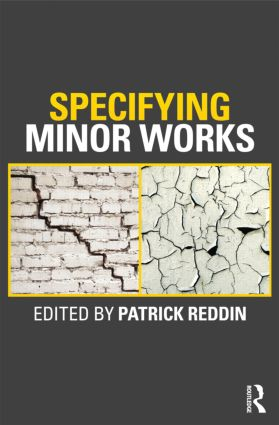 Specifying Minor Works book cover
