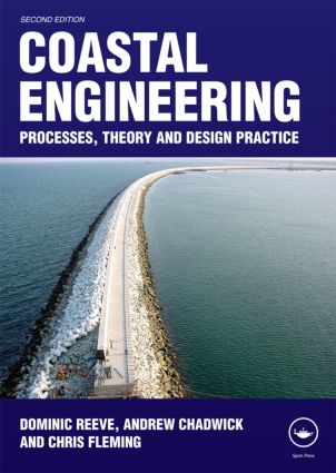 Coastal Engineering: Processes, Theory and Design Practice, 2nd Edition (Paperback) book cover