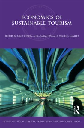 Economics of Sustainable Tourism book cover