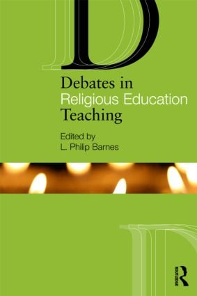 Debates in Religious Education (Paperback) book cover