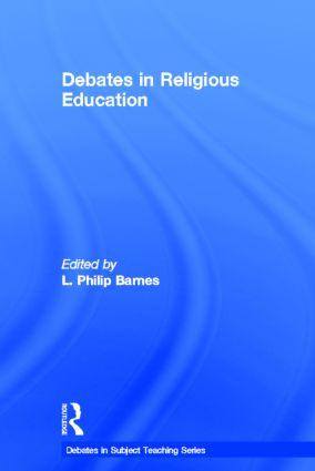 Debates in Religious Education book cover