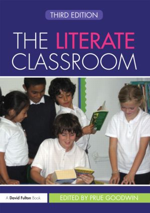 The Literate Classroom: 3rd Edition (Paperback) book cover