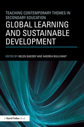 Global Learning and Sustainable Development (Paperback) book cover