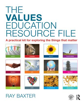 The Values Education Resource File: A Practical Kit for Exploring the things that Matter (Pack) book cover