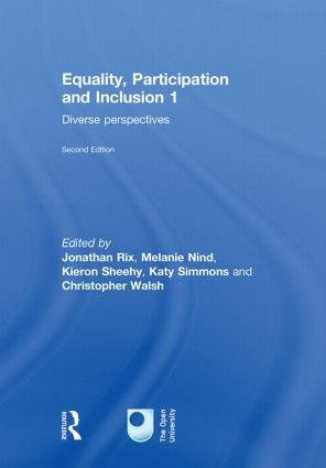 Equality, Participation and Inclusion 1: Diverse Perspectives, 2nd Edition (Hardback) book cover