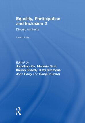 Equality, Participation and Inclusion 2: Diverse Contexts, 2nd Edition (Hardback) book cover