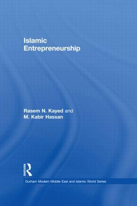 Islamic Entrepreneurship (Hardback) book cover