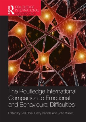 The Routledge International Companion to Emotional and Behavioural Difficulties book cover