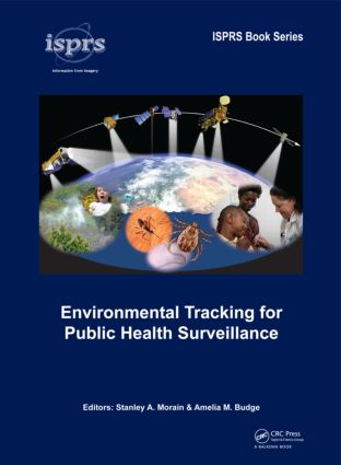 Environmental Tracking for Public Health Surveillance book cover