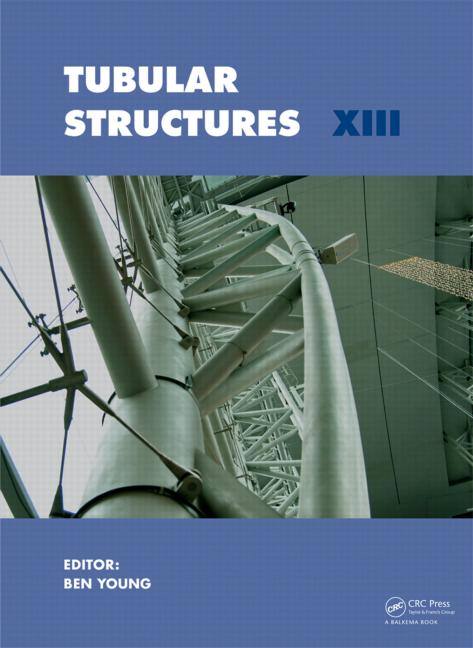 Tubular Structures XIII (Pack - Book and CD) book cover