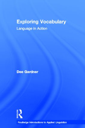 Exploring Vocabulary: Language in Action book cover