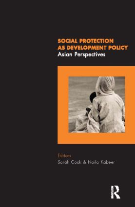 Social Protection as Development Policy: Asian Perspectives (Hardback) book cover