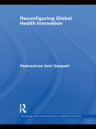 Reconfiguring Global Health Innovation (Hardback) book cover