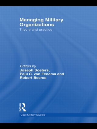 Managing Military Organizations: Theory and Practice (Paperback) book cover