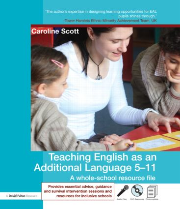 Teaching English as an Additional Language 5-11: A whole school resource file book cover