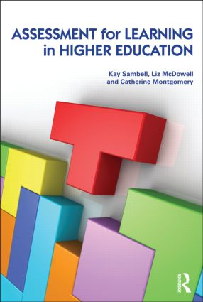 Assessment for Learning in Higher Education (Paperback) book cover