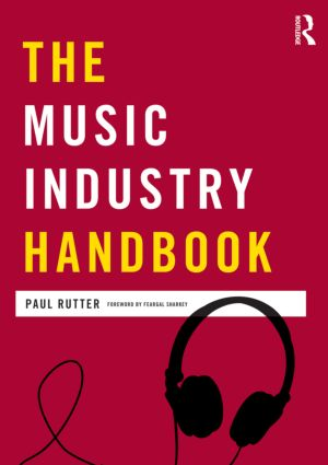 The Music Industry Handbook (Paperback) book cover