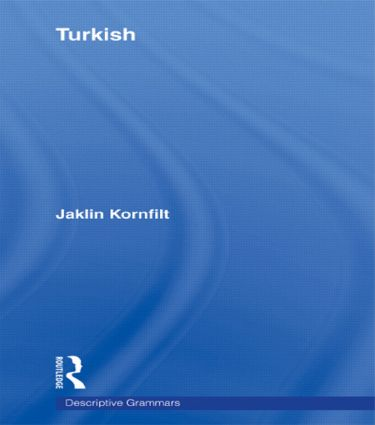 Turkish (Paperback) book cover