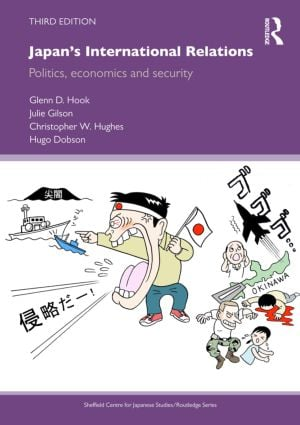 Japan's International Relations: Politics, Economics and Security book cover