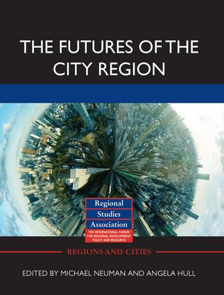 The Futures of the City Region (Hardback) book cover