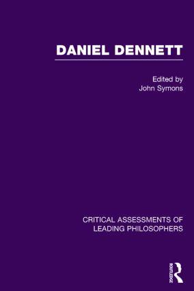 Daniel Dennett (Hardback) book cover