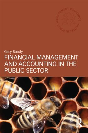 Financial Management and Accounting in the Public Sector book cover