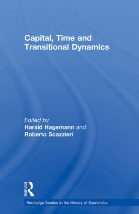 Capital, Time and Transitional Dynamics: 1st Edition (Paperback) book cover