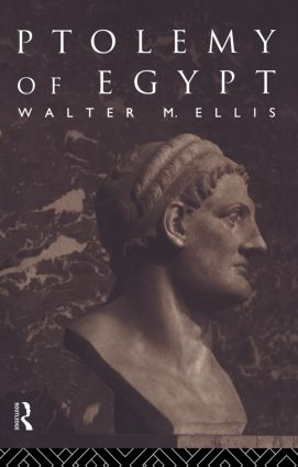 Ptolemy of Egypt: 1st Edition (Paperback) book cover