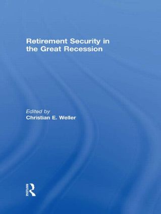 Retirement Security in the Great Recession (Hardback) book cover