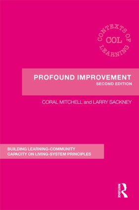 Profound Improvement: Building Capacity for a Learning Community book cover